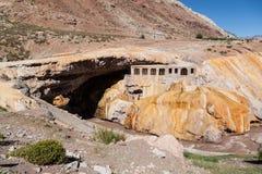 Inca Bridge Andes Royalty Free Stock Image