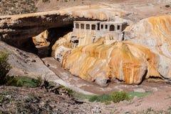 Inca Bridge Andes Royalty Free Stock Photos