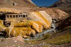 Inca Bridge Stock Image