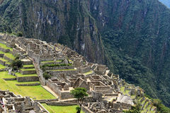 Inca city Royalty Free Stock Images