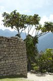 Inca city Machu-Picchu Stock Photo