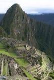 Inca City of Machu Picchu, Peru Royalty Free Stock Photos