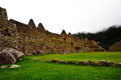 Inca city Stock Photography