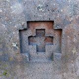 Inca Cross Royalty Free Stock Photography