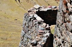 A inca detail Royalty Free Stock Images
