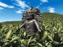 Inca God illustration libre de droits