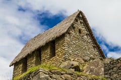 Inca Hut Stock Images