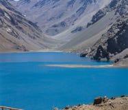 Inca Lake Portillo Chile Stock Photos