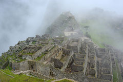 Inca ruin Royalty Free Stock Photography