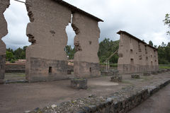 Inca Ruin Stock Image