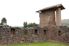 Inca Ruin Royalty Free Stock Images