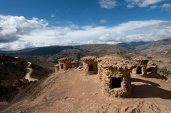 Inca ruins Royalty Free Stock Images