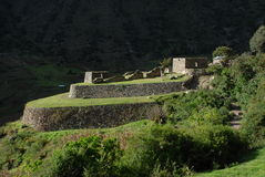 Inca Ruins Photos stock