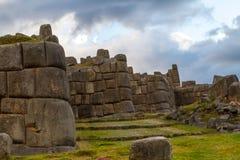 Inca Ruins fotografia de stock