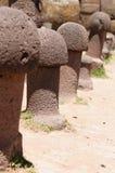 Inca ruins in Chucuito, Titicaca lake, Peru Stock Photography