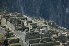 Inca Ruins Royalty Free Stock Photography