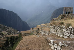 Inca Ruins, Peru Stock Photo