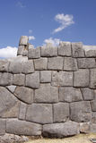 Inca stone wall in Cuzco, Peru Stock Photo
