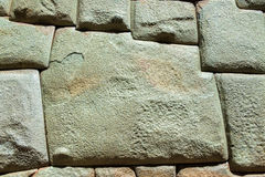 Inca Stonework Photo stock