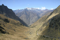 The Inca Trail Stock Photos