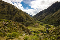 Inca Trail Photos stock