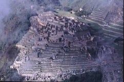 Inca trail Peru Stock Image