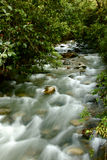 Inca Trail River Royalty Free Stock Image