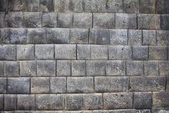 Inca wall Stock Image