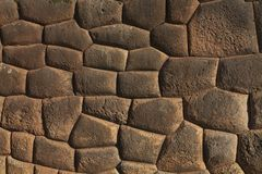Inca wall Stock Photography