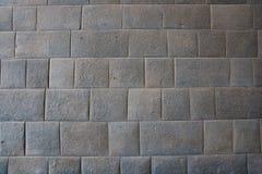 Inca Wall Stockfotos