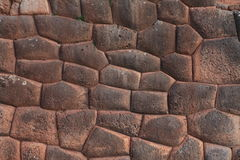 An Inca Wall Stock Photos
