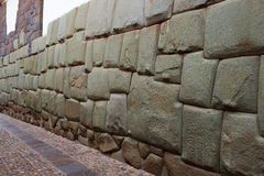 Inca Wall Stock Images