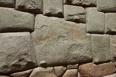 Inca Wall Royalty Free Stock Image