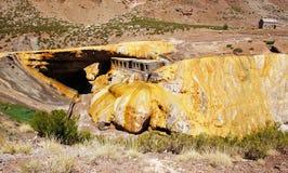 Incabro, Andes berg, Argentina Royaltyfri Bild