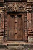 InCambodia de Banteay Srey foto de stock royalty free
