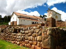 Incan Wall Stock Photo