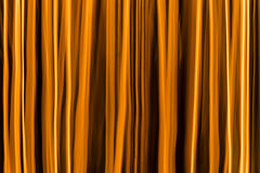 Incandescence. Closeup of glowing Edison filaments Royalty Free Stock Images