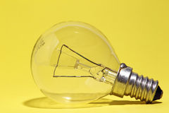 Incandescent bulb Stock Images
