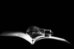 Incandescent bulb Stock Image