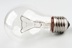 Incandescent lamp Royalty Free Stock Photo