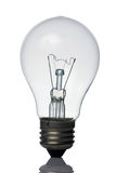 Incandescent lamp Stock Photo