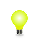 Incandescent lamp Royalty Free Stock Photos