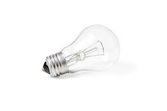Incandescent lamp new Stock Photography
