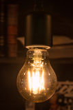Incandescent lamp Stock Images