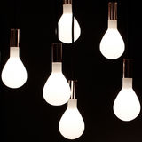Incandescent lamps Royalty Free Stock Image
