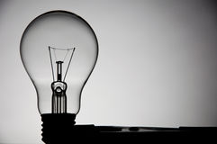 Incandescent light Royalty Free Stock Photo