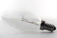 Incandescent light bulb Stock Photo