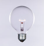 Incandescent lightbulb Stock Photos
