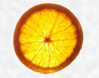 Incandescenza arancione Fotografie Stock