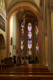 Incandescenza della cattedrale Immagini Stock Libere da Diritti